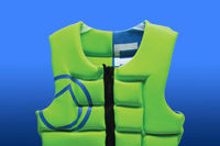 Clearance Impact Vests for Wakeboarding