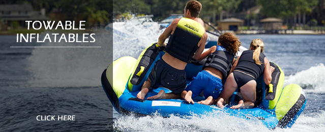 Clearance Sale Towable Inflatable Tubes and Ringos, Boat Ski Tubes and Banana Boats, Water Toys and Clearance Sale Towable Toys